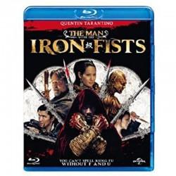 Iron Fists Película Blu-Ray