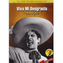 Viva Mi Desgracia Película DVD
