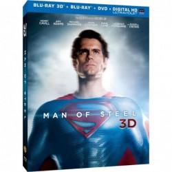 El Hombre de Acero Blu-ray...