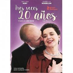 Tres Veces 20 Años DVD...