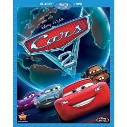 Cars 2 Pelicula Blu-Ray + DVD