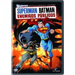 Superman Batman Enemigos...