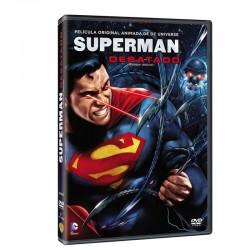 Superman Desatado Película DVD