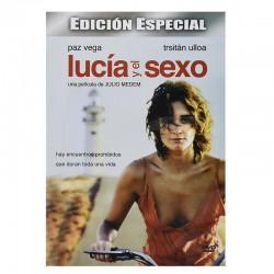 Lucia y el Sexo Película DVD