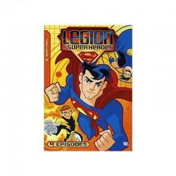 Legión de los Superhéroes...