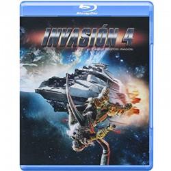 Invasión 4 Película Blu-Ray