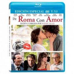 De Roma Amor Película Blu-Ray