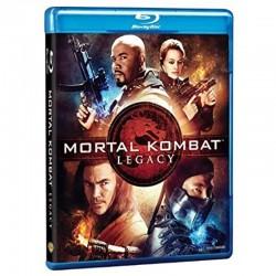 Mortal Kombat Legacy...