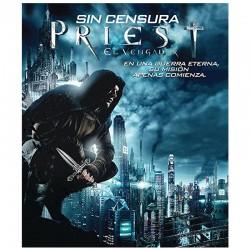 Priest El Vengador Película...