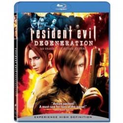 Residet Evil Película Blu-Ray