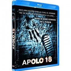Apolo 18 Película Blu-Ray