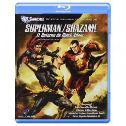 Superman contra Shazam...