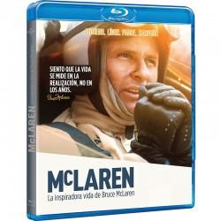 McLaren Película Blu-Ray